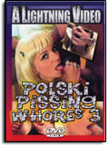 Polski Pissing Whore 4